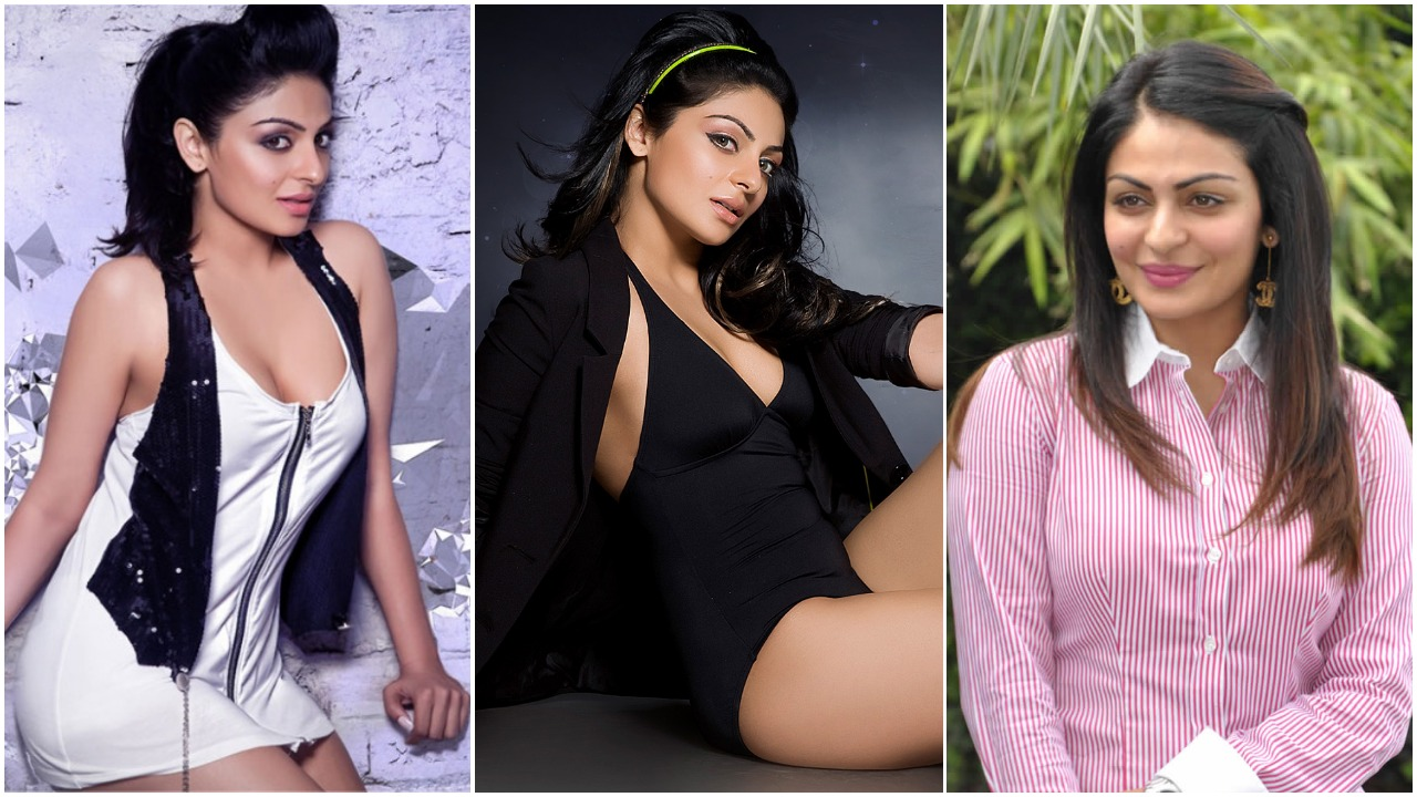 Neeru Bajwa Hot Sexy Pictures Will Make You Fall In Love With Her