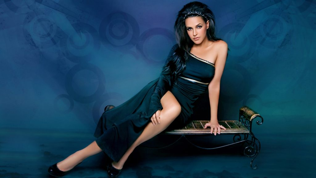 Neha Dhupia Shorts Pictures