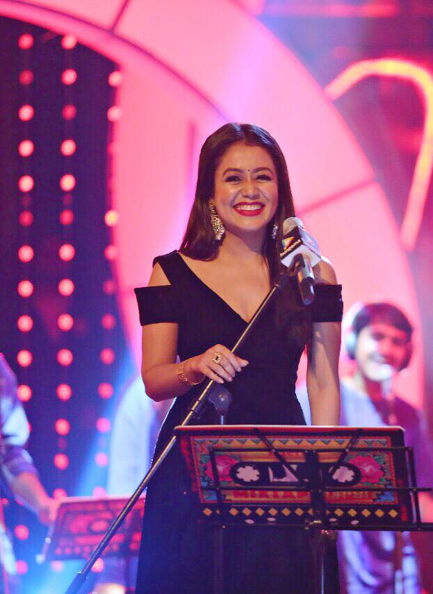 Neha Kakkar Bold Wallpapers