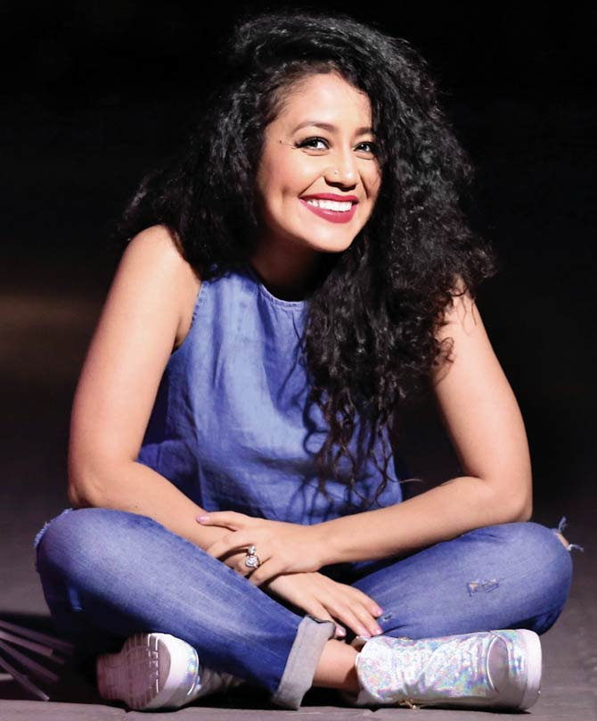 Neha Kakkar Hot Images