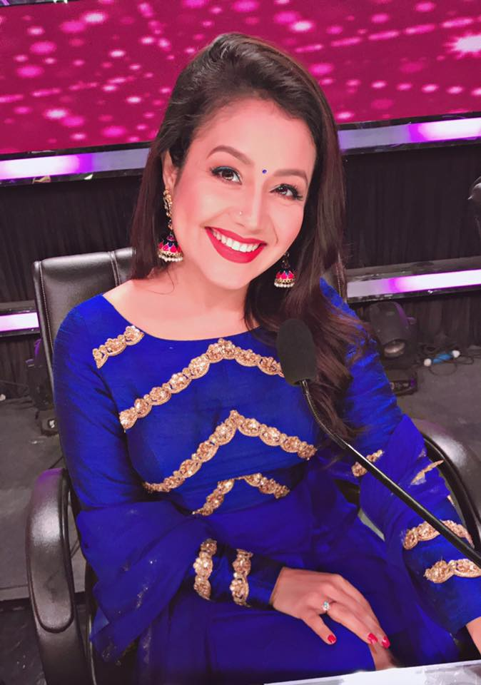 Neha Kakkar Sexy Eyes Images