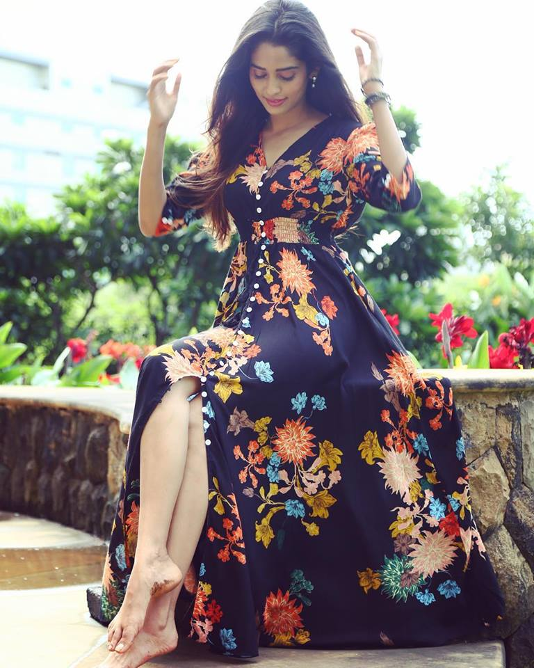 Neha Saxena Gown Images