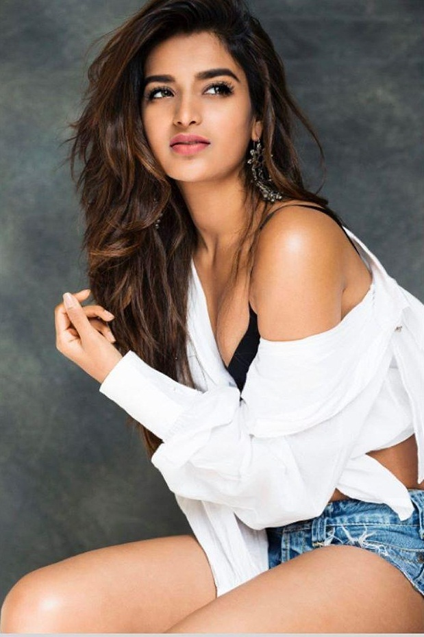 Nidhhi Agerwal Sexy Legs Images