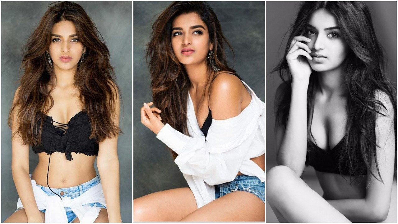 Nidhhi Agerwal Hot Bikini Pictures Are Expose Her Sexy Body Figure