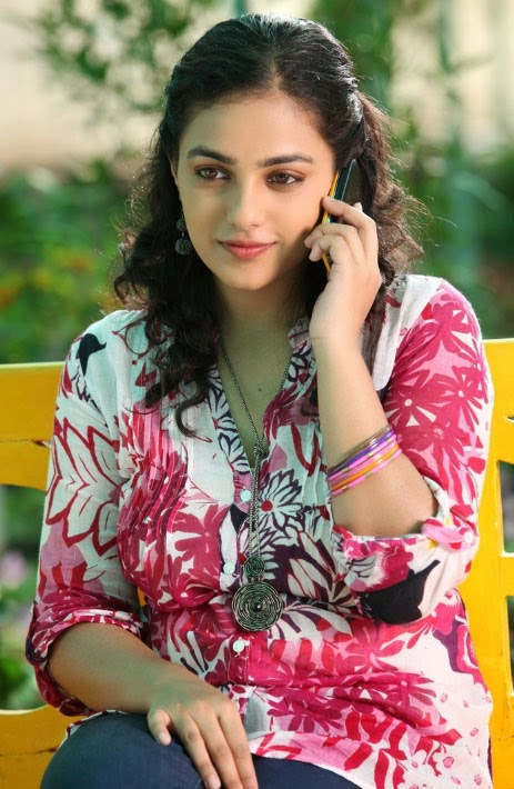 Nithya Menen Hot Images