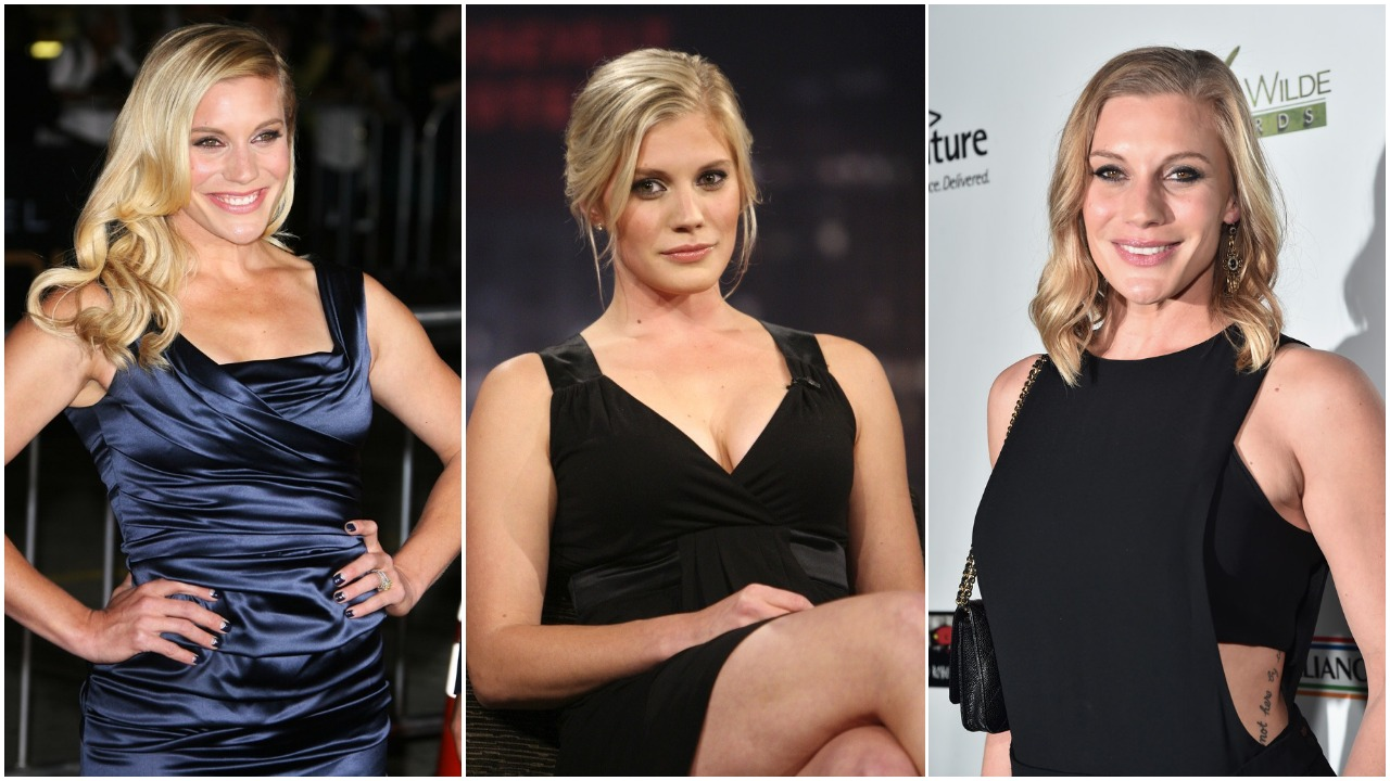 Katee Sackhoff Hot Bikini Pictures Will Make You Fall In Love With Her